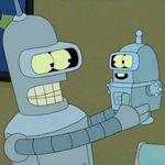 有感情的机器人本德